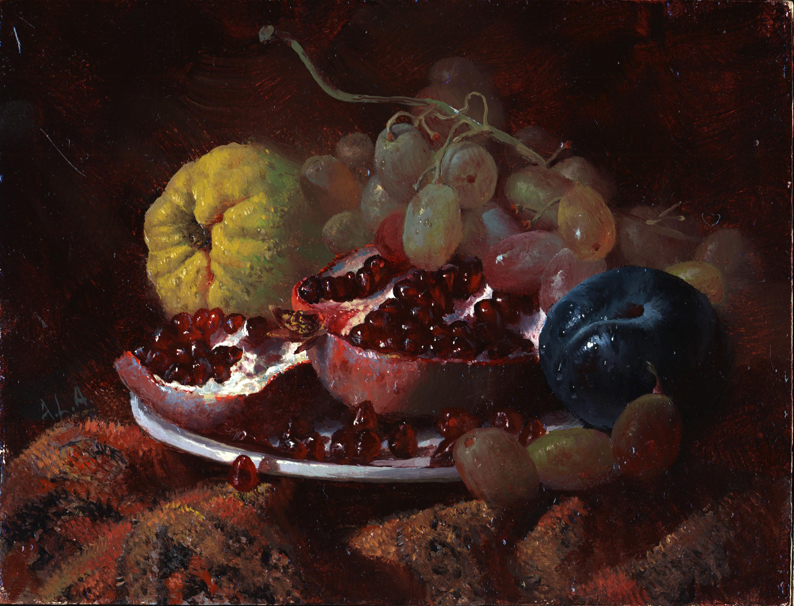 Alexei Antonov - Page 2 Mini-paintings7